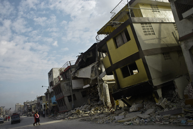 Earthquake in Haiti, 2010