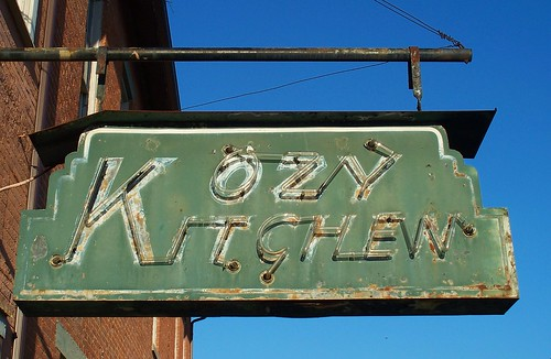 OH Waverly - Kozy Kitchen