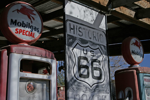 Route 66 Hackberry (Arizona USA)
