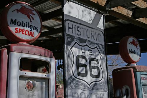 Route 66 Hackberry (Arizona USA)