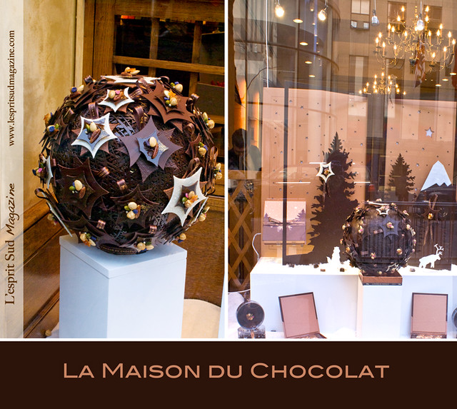 La Maison du Chocolat - Nuit d'étoiles (Paris / New York City)