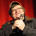 Michael Moore introduces the Sneak Preview