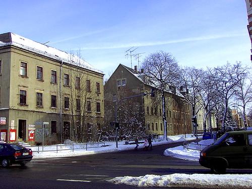 Frankenberger Str Chemnitz