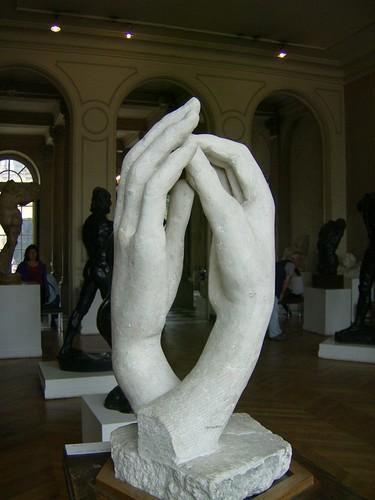 A Catedral, de Rodin