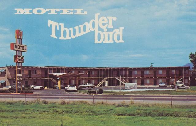 Motel Thunderbird - Mountain Home, Idaho
