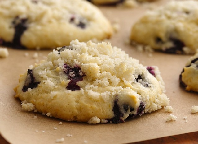 Blueberry Muffin Tops | Flickr - Photo Sharing!
