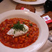Cafe Sofia - Homemade baked beans, poached egg, toasted sourdough