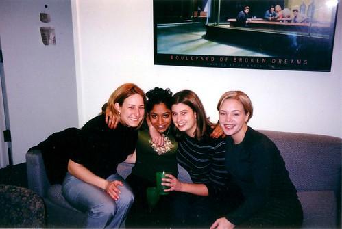 Senior Year 2001