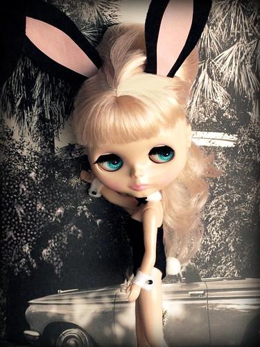 """""""Vintage Bunny"""" by ellewoods2007"""
