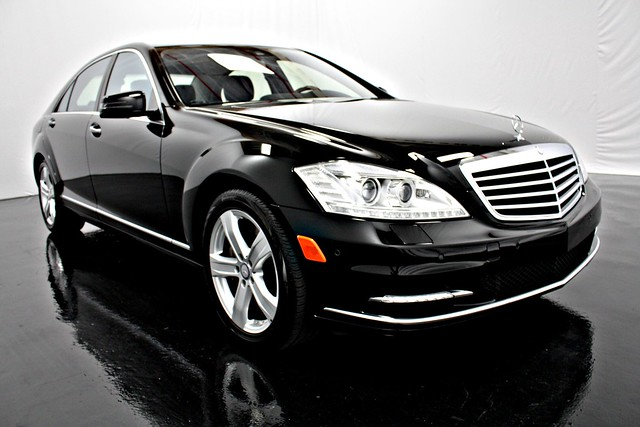 2010 Mercedes Benz S Class S550 Black Flickr Photo