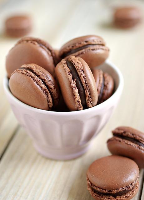 Macarons choco (3)