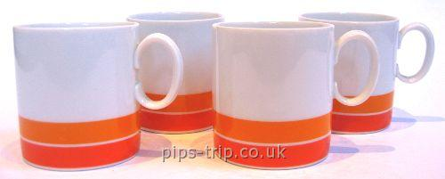 Flickriver photoset 39 porcelain 39 by pips trip - Funky espresso cups ...