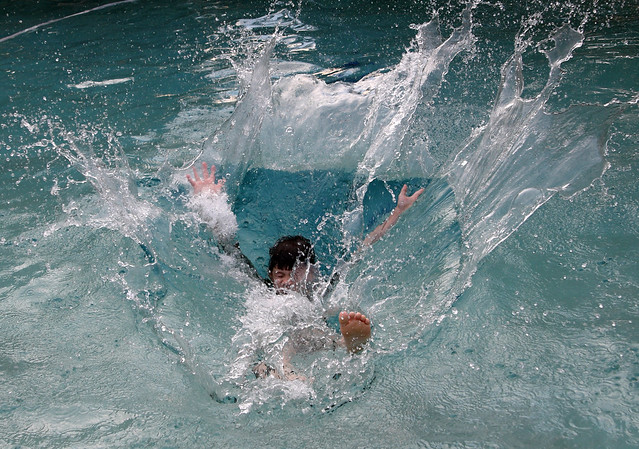 Pool Water Splash aov-swimming - a gallery on flickr