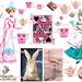 Alice in Wonderland Collage Sheet