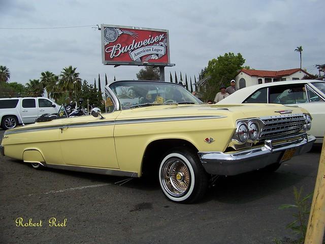1962 Chevy Impala Lowrider Beautiful 1962 Chevy Impala