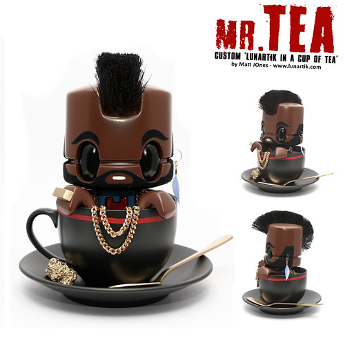 Mr.Tea By Matt JOnes