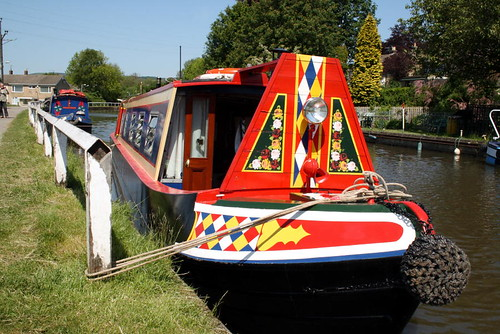 Canal Boat 13687 BCEF00
