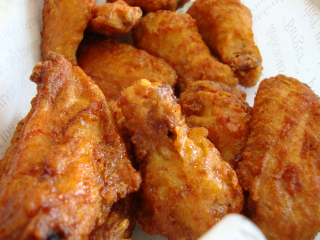 Korean Fried Chicken WIngs | Flickr - Photo Sharing!