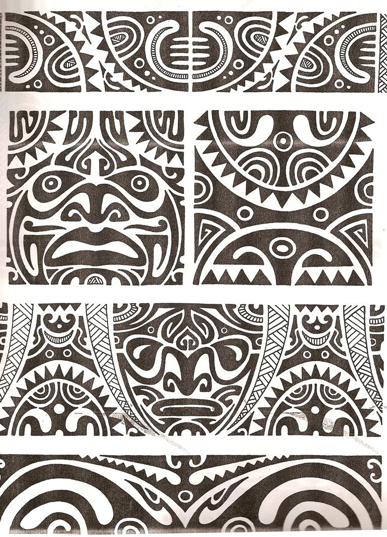 Графика АртеДепутаФото для Как домашних условиях Полинезия