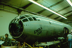 "Suitland - ""Enola Gay"" at Paul Garber Facility"