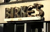 Birke's marquee on Market Street, Lowell
