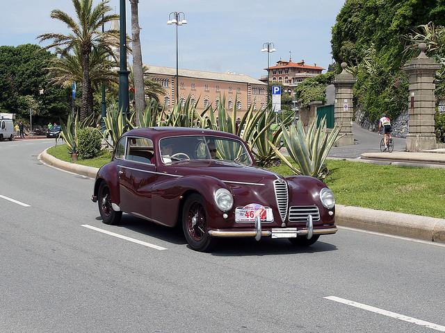 Alfa Romeo 6C 2500 Sport Freccia D'Oro - 1947