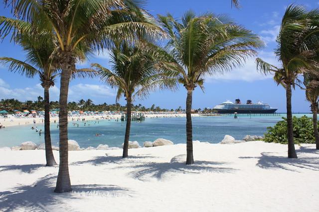 Disney's Castaway Cay Island
