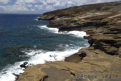 Hawaii de Lost - costa sudeste