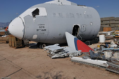 Nose section Lockheed C-141A Starlifter