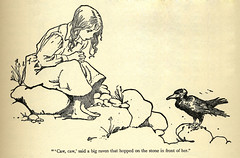Illustration by Honor C. Appleton from Fairy Tales by Hans Christian Andersen 1926