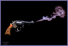Gun Smoke Red