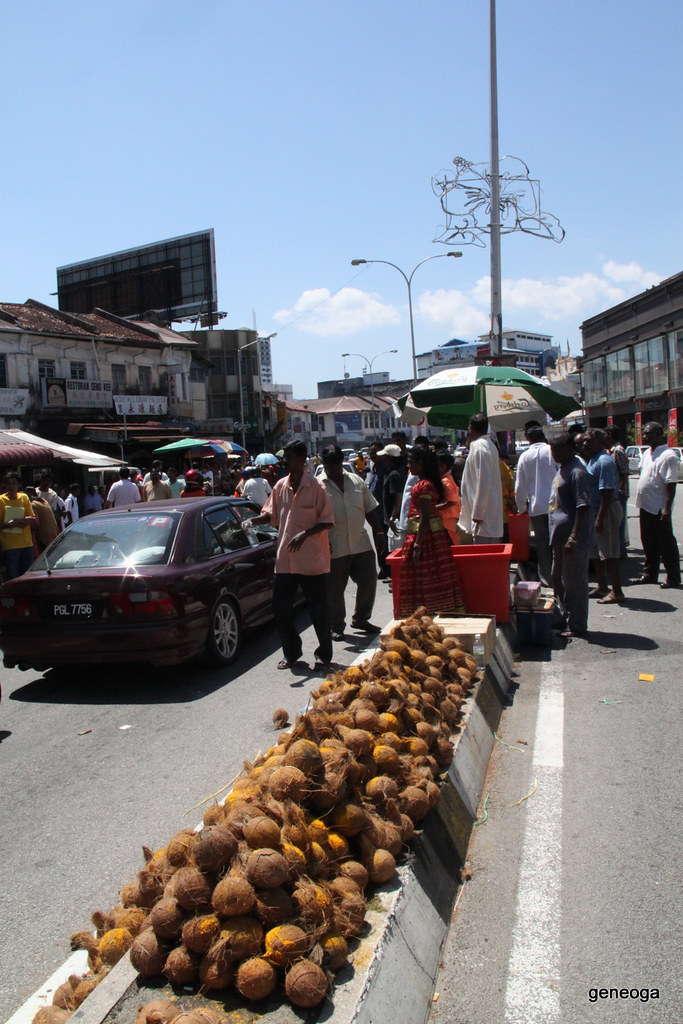 Penang Thaipusam Celebration 2010