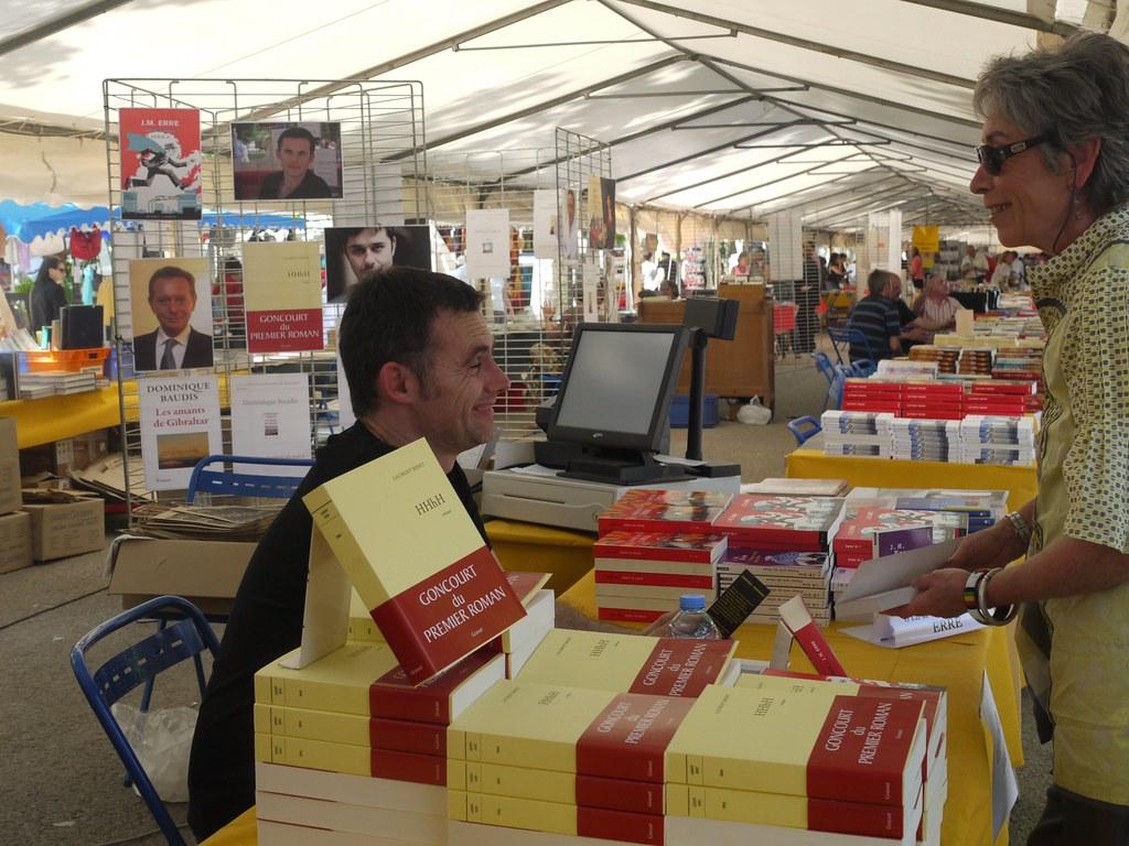 related image - Comédie du Livre 2010 - Vue d'ensemble - P1380910