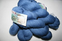 Cascade heritage sock yarn 5604Denim