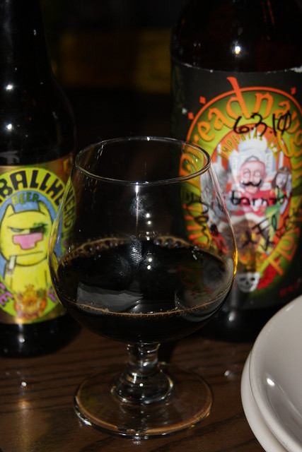 3 Floyds Beer Dinner at Birreria Paradiso