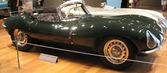 automobile, vehicle, automotive design, jaguar d-type, jaguar xkss, antique car, classic car, vintage car, land vehicle, sports car,