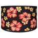 lamp_shade_Drum_Lamp_shades_Alfred_Shaheen_Hibiscus_Red