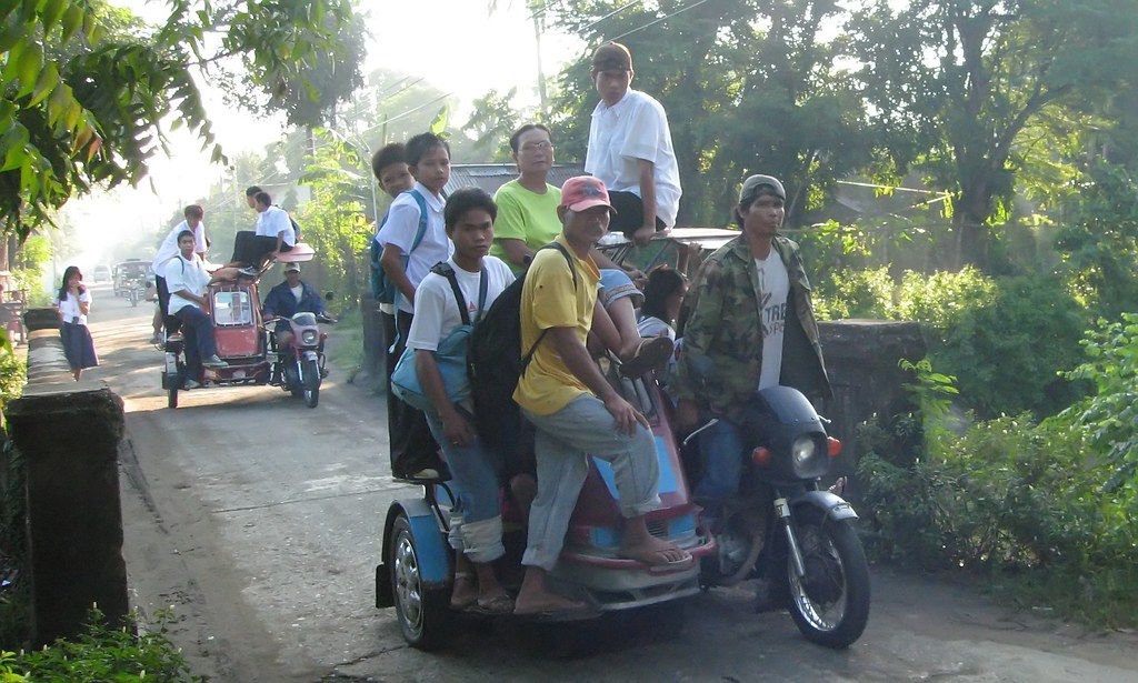 IMG 2463 - Tricycles - Motor Cycle With Sidecar Attached . . .
