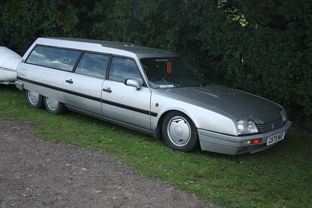 1989 Citroen CX 28 TRi Safari Estate 6 Wheel