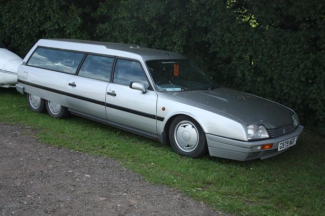 1989 Citroen CX 28 TRi Safari Estate 6 Wheel