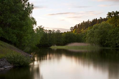 longexposure trees river sweden sverige stångån östergötland sturefors canon50mmf14usm canoneos7d hovetorp