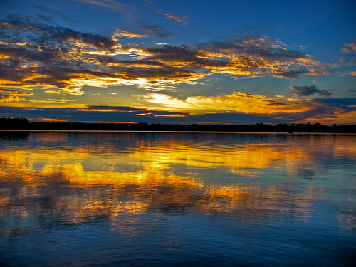sunset ontario canada water june book spring olympus e3 southshore haybay bayofquinte napanee southshorerd