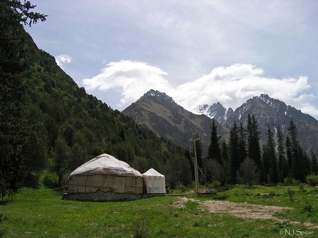 Al-Archa Canyon, Kyrgyzstan by neiljs, on Flickr