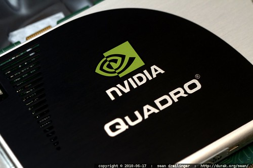 to go with rachel's solidworks license   nvidia quadro fx