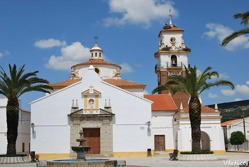 PARROQUIA DE NTRA. SRA. DEL ROSARIO (Los Blázquez)