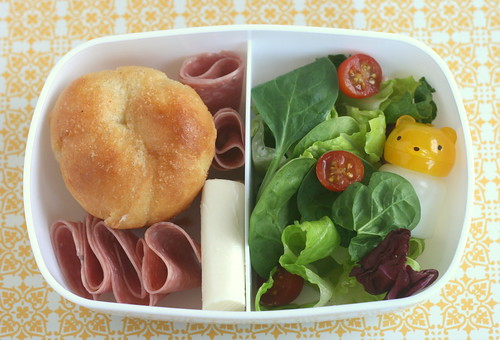 another lunch fun sassy summer salad bento. Black Bedroom Furniture Sets. Home Design Ideas