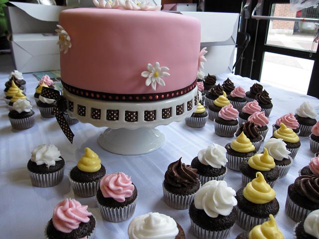 cupcakes by Bon Gâteau