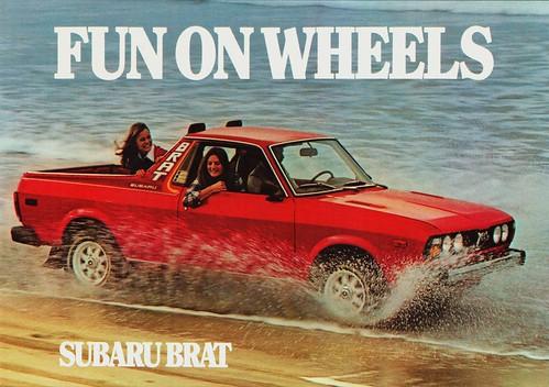 1978 Subaru Brat
