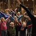 Arms up - Galicia Jewish Museum by Kids in Museums 2013