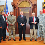 Maryland National Guard Freestate ChalleNGe Academy Lifetime Achievement Awards